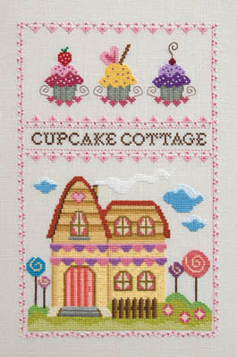 Cupcake Cottage - Cottage Garden Samplings