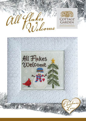All Flakes Welcome - Cottage Garden Samplings