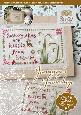 January's Snowdrop - Cottage Garden Samplings
