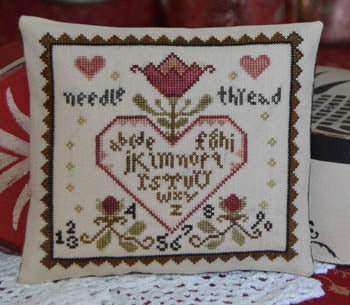 Primitive Heart - Abby Rose Designs