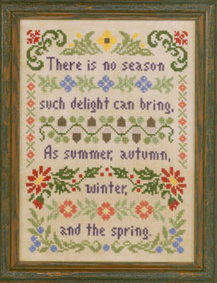 Delightful Seasons - Elizabeth's Designs