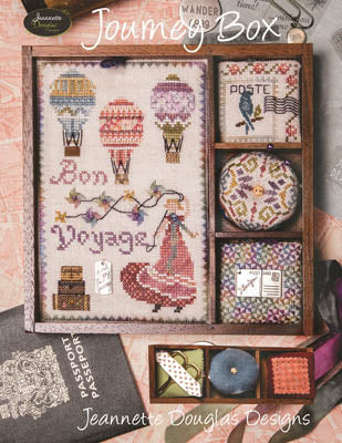 Journey Box - Jeanette Douglas Designs