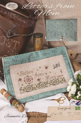 Letters From Mom, Info & Envelope Cover - Jeanette Douglas Designs