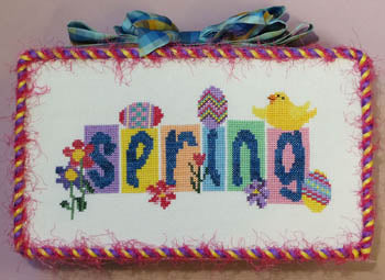 Spring, Holiday Series - Stitchworks