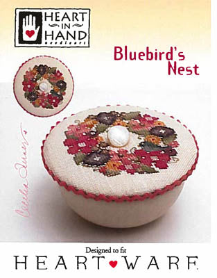 Bluebird's Nest - Heart in Hand