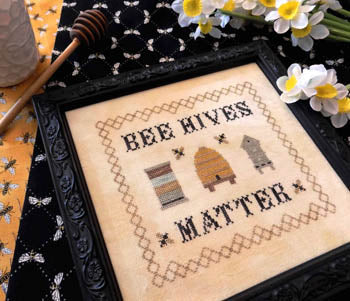 Bee Hives Matter - The Nebby Needle