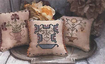 Flower Pot Pillows - Mani Di Donna