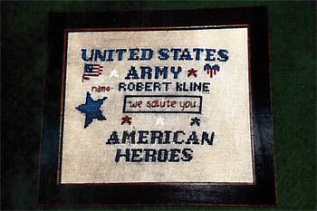American Hero's - Poppy Kreations
