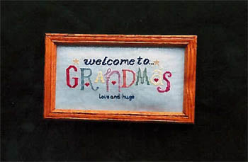 Welcome to Grandma's - Poppy Kreations