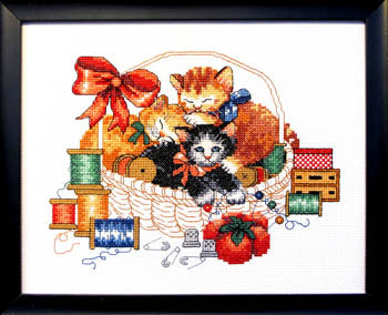 Three Little Kittens - Bobbie G. Designs