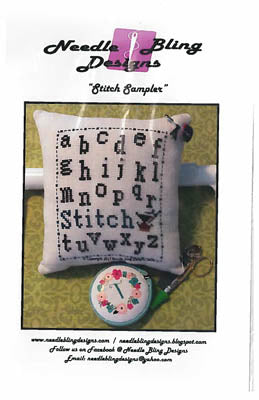 Stitch Sampler - Needle Bling Designs