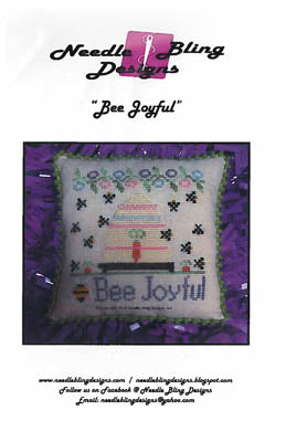 Bee Joyful - Needle Bling Designs