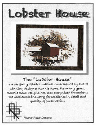 Lobster House - Ronnie Rowe Designs