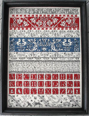 Corsica River Sampler - Queenstown Sampler Designs