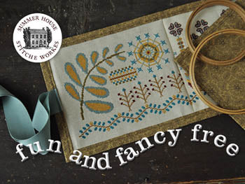 Fun & Fancy Free 1 - Summer House Stitche Workes