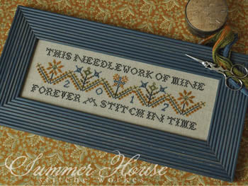 Forever in Stitches - Summer House Stitche Workes