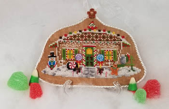Gingerbread Camper - Blackberry Lane Designs
