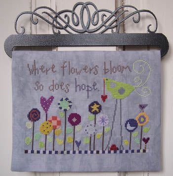 Hope Blooms - Sam Sarah Design Studio
