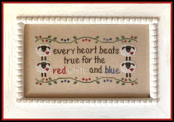 Every Heart - Country Cottage Needleworks