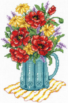 Spring Flowers In Vase - Imaginating