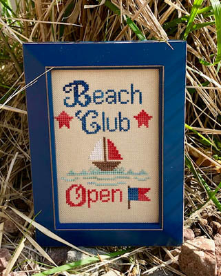 Beach Club - Pickle Barrel Designs