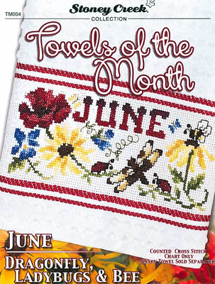 Towels of the Month, June - Stoney Creek