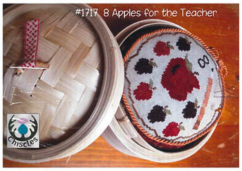 8 Apples For The Teacher - Thistles