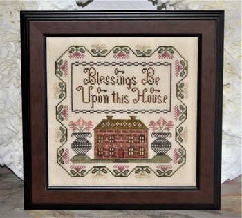 Blessings Be Upon THis House - Abby Rose Designs