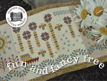 Fun & Fancy Free 2 - Summer House Stitche Workes