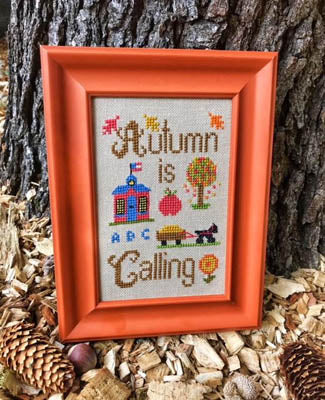Autumn Calling - Pickle Barrel Designs
