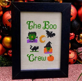 Boo Crew - Pickle Barrel Designs