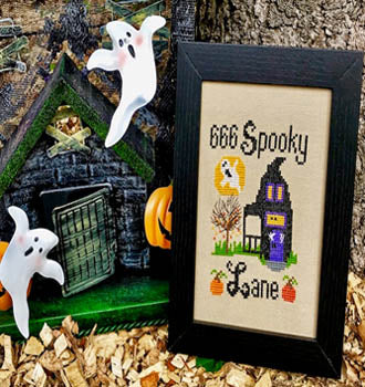 666 Spooky Street - Pickle Barrel Designs