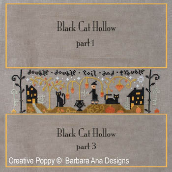 Black Cat Hollow, Part 2 - Barbara Ana