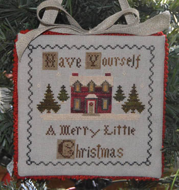 Merry Little Christmas - Abby Rose Designs