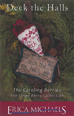 Deck the Halls, The Caroling Berries - Erica Michaels