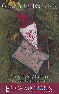 Gloria in Excelsis, The Caroling Berries - Erica Michaels