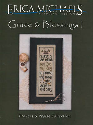 Grace & Blessings 1 - Erica Michaels