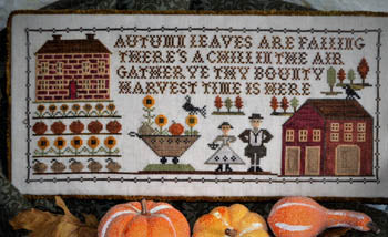 Gather Ye Thy Bounty - Abby Rose Designs