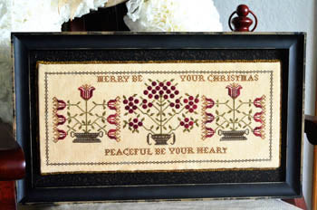 Merry Be Your Christmas - Abby Rose Designs