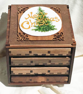 Boxed Treasures, Christmas - Keslyn's