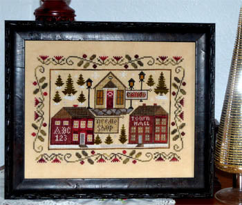 Hometown Christmas - Abby Rose Designs
