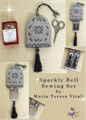 Sparkly Bell Sewing Set - MTV Designs