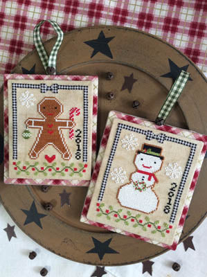 Christmas Cookies - Annie Beez Folk Art