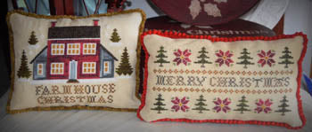 Farmhouse Christmas - Abby Rose Designs