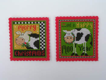 Two Merry Moos Kit - Val's Stuff