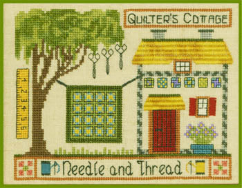 Quilter's Cottage - Elizabeth's Designs