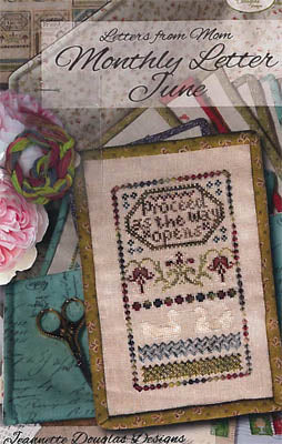 Letters From Mom, June - Jeanette Douglas Designs