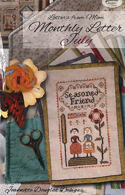 Letters From Mom, July - Jeanette Douglas Designs