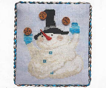 Pudgy Little Snowman - Rosie & Me Creations