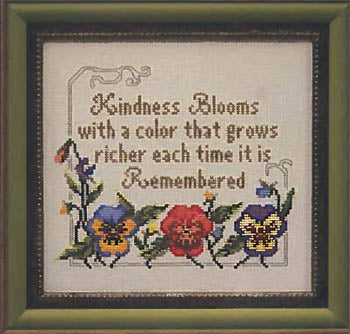 Kindness Blooms - Rosie & Me Creations